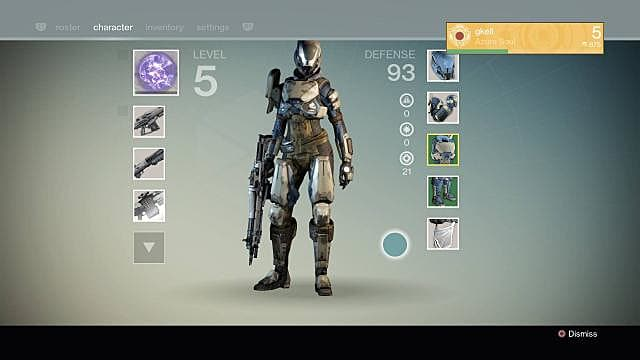Best Lvl  Hunter Destiny Build