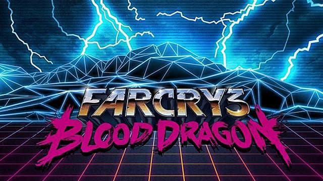 Version Far cry 3 blood dragon what