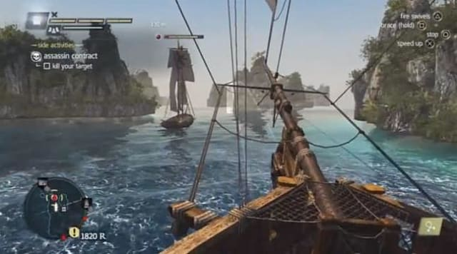 Assassin S Creed 4 Black Flag Bugs And Glitches Assassin S