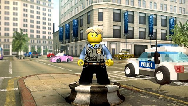 Lego City Undercover Walkthrough Lego City Undercover