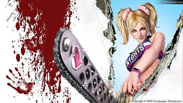 Lollipop Chainsaw--Zombie Killing Cheerleaders  Lollipop Chainsaw-1474