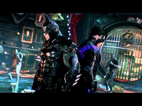 Batman Arkham Knight Stuttering and Faltering for AMD Users