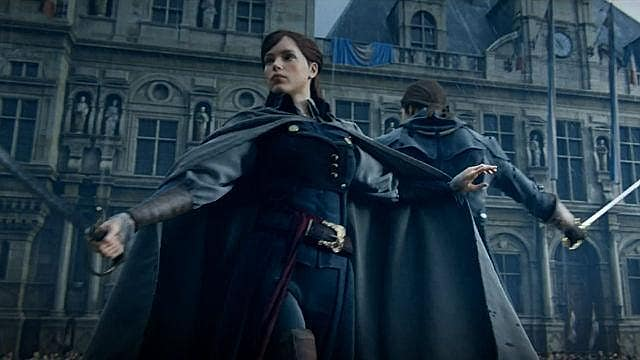 Elise And Arno Star Crossed Romance In Assassin S Creed Unity
