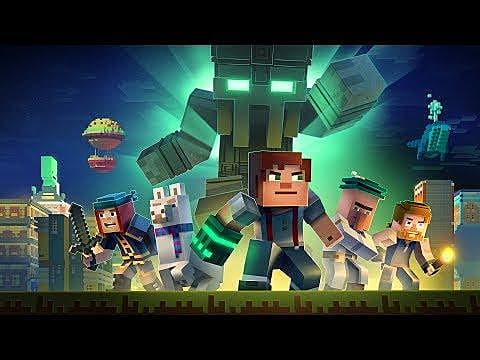 Minecraft Story Mode Season 2 Out Now On Ios Android Ps4