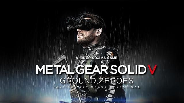 metal gear solid 5 pc key bindings