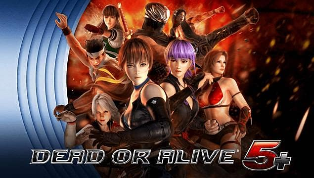 dead or alive 5 free to play