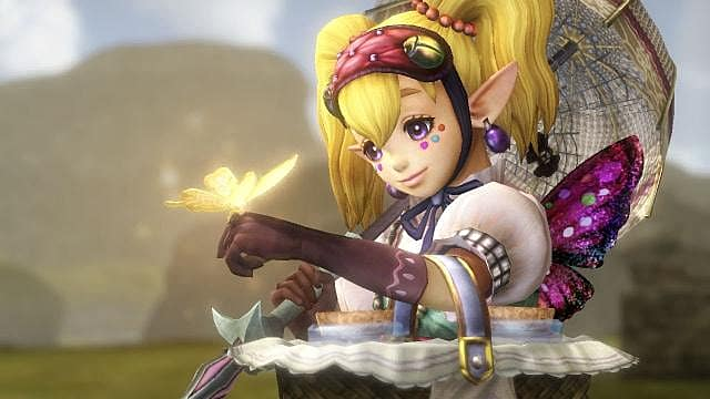 Hyrule Warriors Character Guide Agitha Parasol Hyrule Warriors