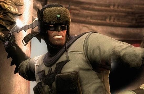 injustice mobile batman red son challenge mode
