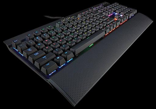 corsair k70 keyboard not detected