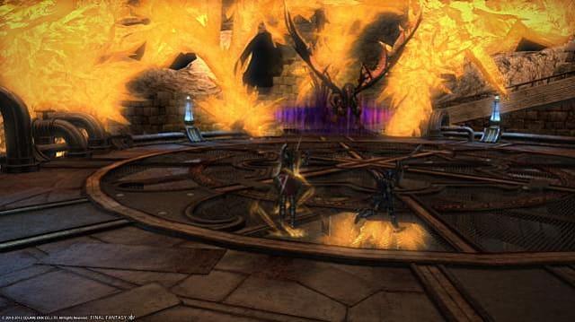 FFXIV: Pharos Sirius - Third Boss Tyrant | Final Fantasy XIV