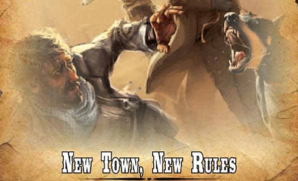 doomtown reloaded how to play