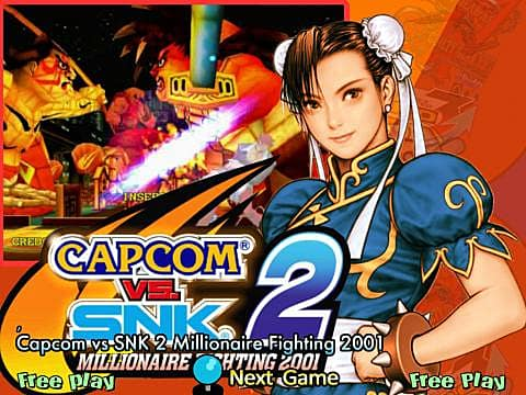 PS2 Classics Release of Capcom vs  SNK 2 to Come Stateside Next Year