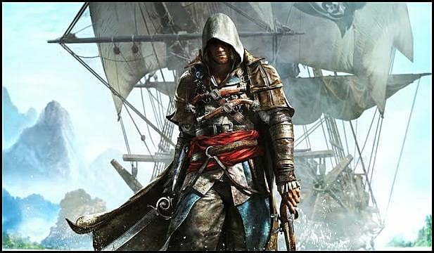 Artbook Review High Seas High Art The Art Of Assassin S Creed