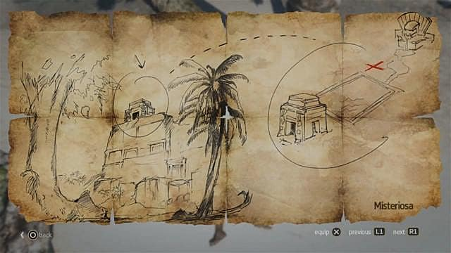 Assassin S Creed 4 Black Flag Guide To Treasure Maps Assassin S