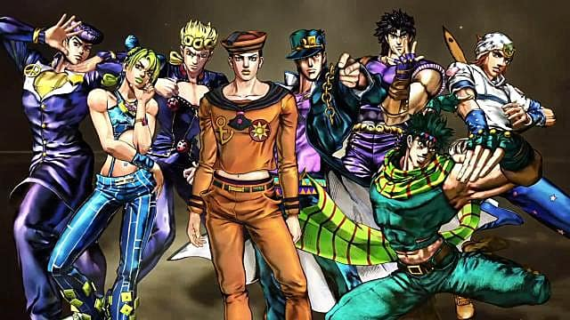 Why Is Jojos Bizarre Adventure Being Sold In The US