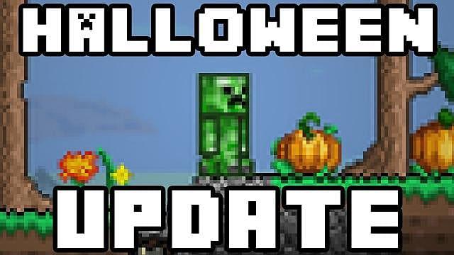 Terraria 1.2.1 Halloween Update Now Live | Terraria