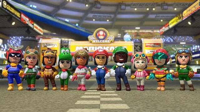 Use Amiibo To Dress Your Mii In Mario Kart 8 Hyrule