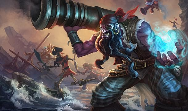 League of Legends Talks the Harrowing and Legacy Skins   League of ...