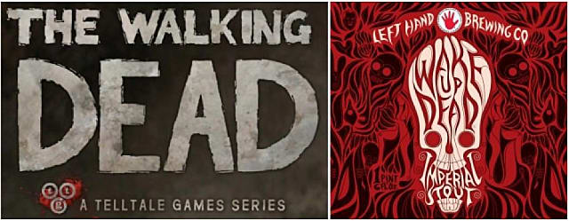 21 Get Fragged Pairing Telltale Game S The Walking