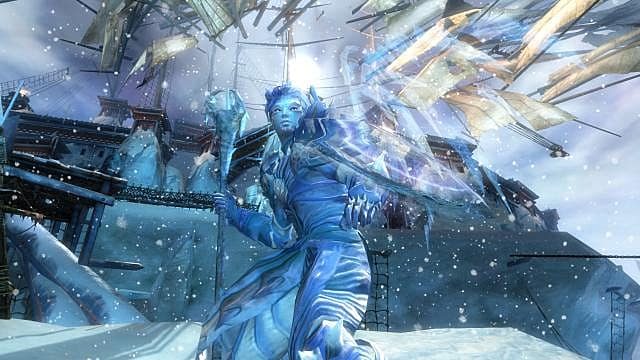 GW2 Fashion] ~ Embrace Wind's Deathly Chill   Guild Wars 2