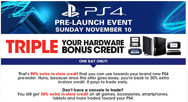 ps4 gift card redeem
