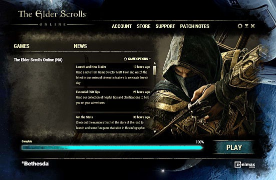 Elder Scrolls Online - How to Change Servers on PC (with