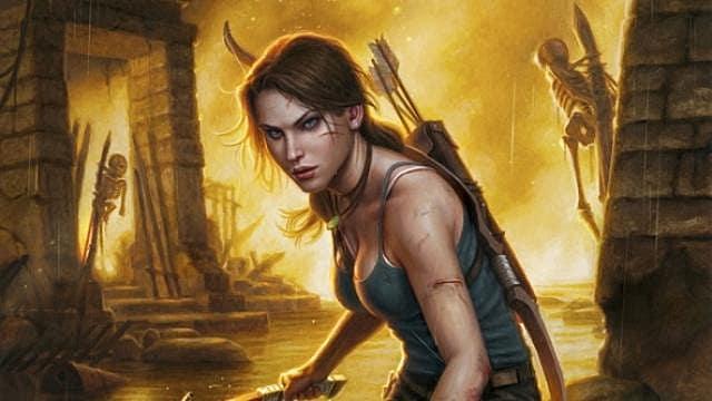 Lara Croft Returns In Gail Simone S Tomb Raider 1 Tomb Raider