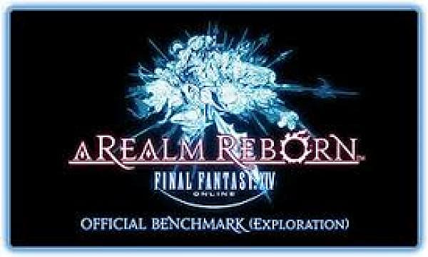 Final Fantasy XIV Official Character Creation Benchmark | Final