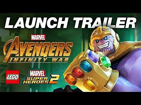 Go to Infinity (and Beyond) with Thanos in LEGO Marvel Super Heroes