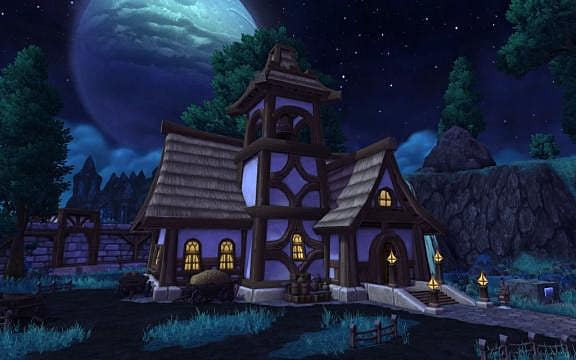 Warlords Of Draenor Building A Garrison World Of Warcraft