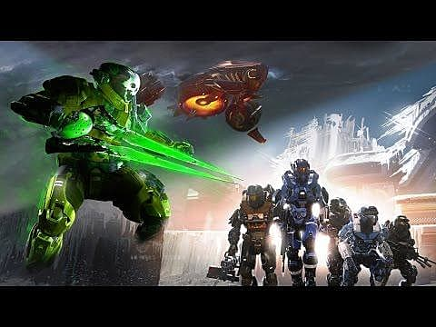 Halo 5's Memories of Reach Pack Update is Live! | Halo 5