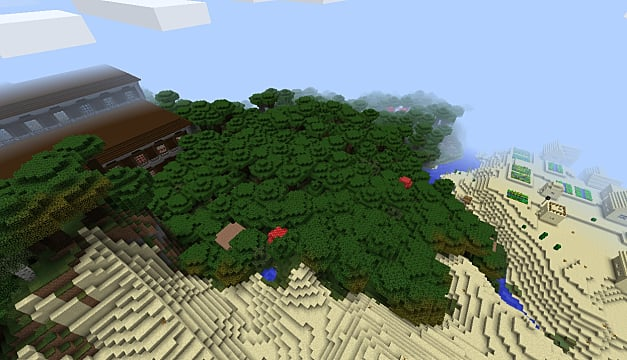 The Top 20 Minecraft 1 12 Seeds For July 2017 Slide 5