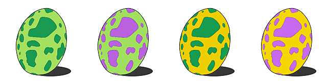 Qurupeco Egg Patterns and Locations Guide Monster Hunter Stories