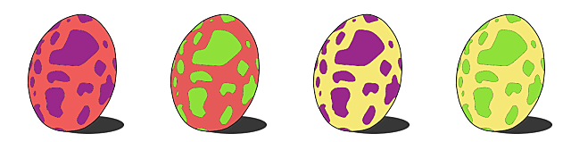 Iodrome Egg Patterns and Locations Guide Monster Hunter Stories