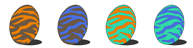Black Gravios Egg Patterns and Locations Guide Monster Hunter Stories