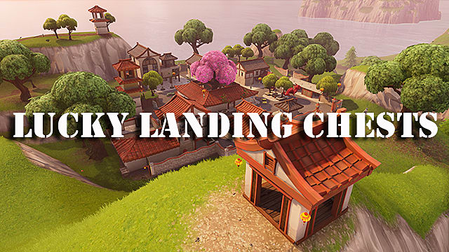 Lucky 8 Auto >> Fortnite Season 5, Week 7 Challenge Guide: Search Chests in Lucky Landing | Fortnite