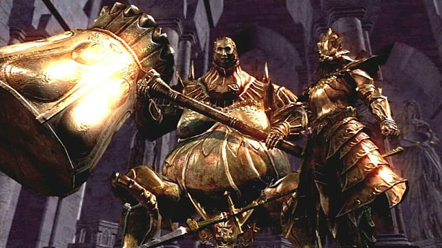 Dragonslayer Ornstein, Executioner Smough, Dark Souls