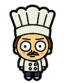 pastry chef morty