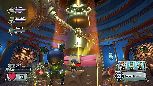 Plants Vs Zombies Garden Warfare 2 Find Secret Gnome Room Plants Vs Zombies Garden Warfare 2