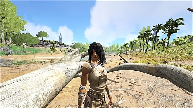 ARK: Survival Evolved Ultimate Guide to Dynamically Growing Hair