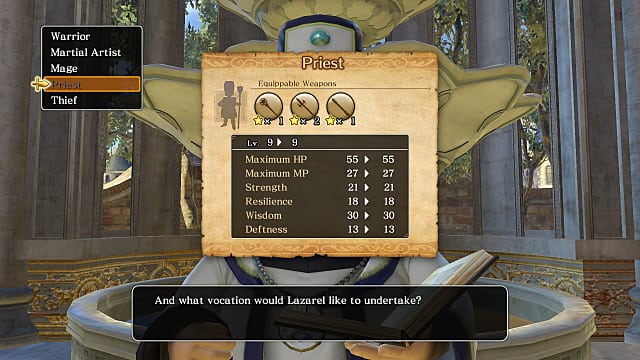 Dragon Quest Heroes 2 Guide: Main Character Classes and How to