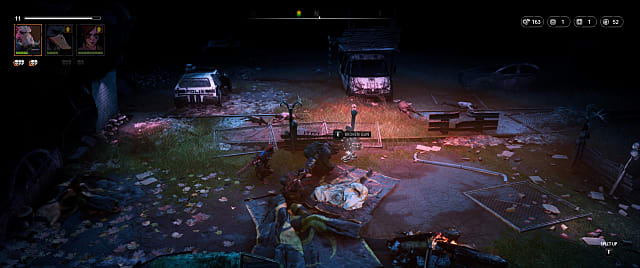 Looting it up in Mutant Year Zero