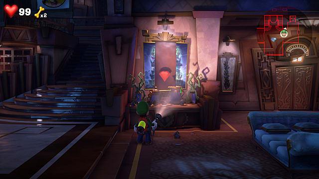 Luigi S Mansion 3 Gems Guide Pt 1 All Gems Floors B1f To 8f
