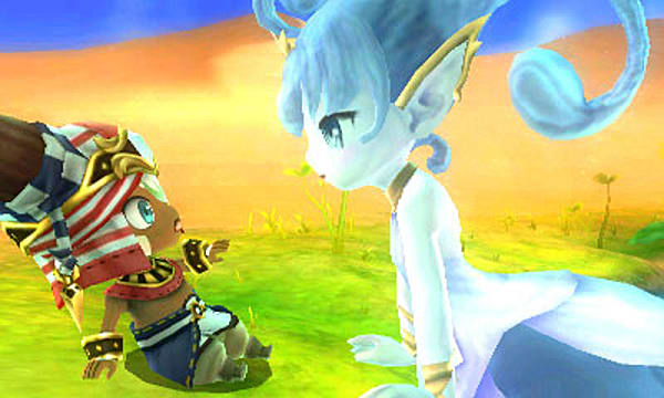 Ever Oasis Review Town Management