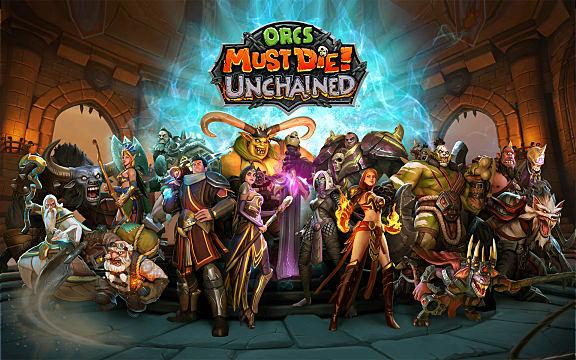 orcs must die unchained material drops guide - Orcs Must Die