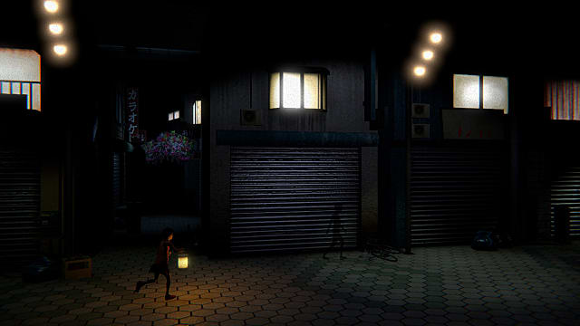 Yume Nikki Dream Diary presents a sense of isolation through its imagery
