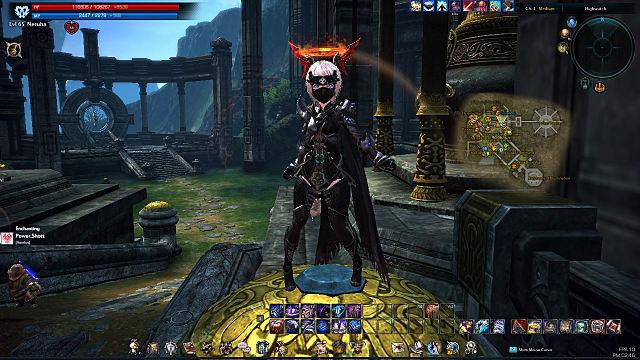 Reaper in TERA
