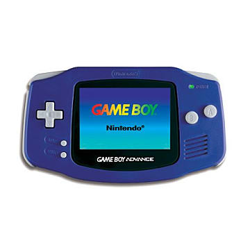The original iteration of the Game Boy Advance