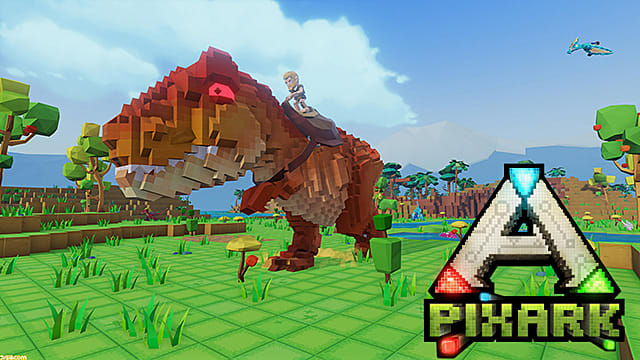 PixARK Review: What if Minecraft and ARK Had a Baby   PixARK