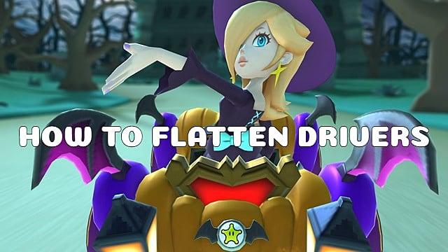 How To Flatten Opponents In Mario Kart Tour Mario Kart Tour